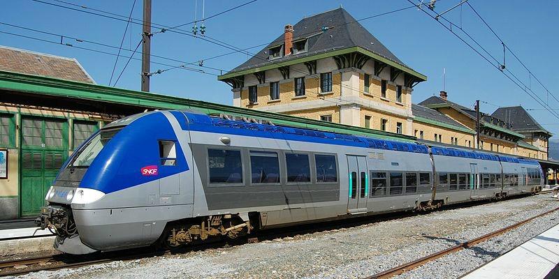 accident train Toulouse Lourdes